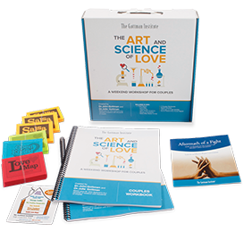 Art and Science of Love Gottman box set and DVD